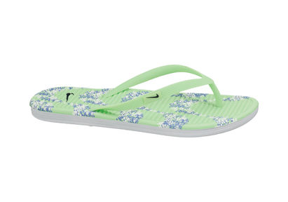 damen flip flop solarsoft ii print von nike bei stastny mode online shop. Black Bedroom Furniture Sets. Home Design Ideas