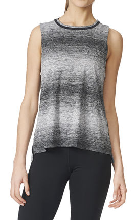 Damen Shirt BOXY TANK WOW