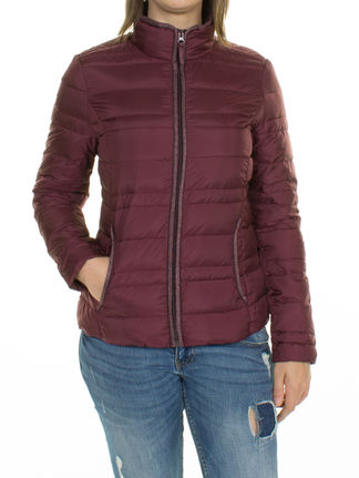 Damen Light Weight Daunen Stepp Jacke