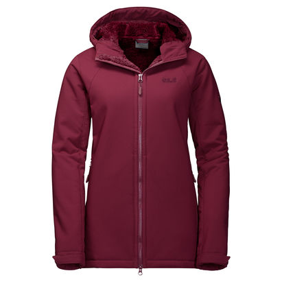 Damen Softshell Jacke ROCK VALLEY LONG JACKET