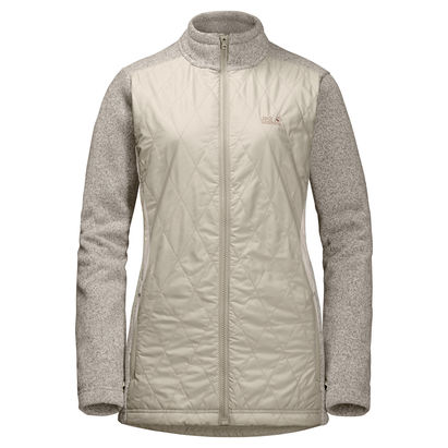 Damen Strick Fleece Jacke CARIBOU CROSSING ALTIS WOMEN
