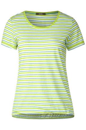 Damen Streifen Shirt Sarina von Cecil bei Stastny Mode