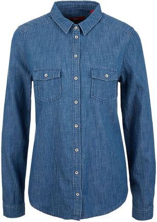 Damen Jeans Bluse langarm von S.Oliver bei Stastny-Mode Online Shop fd831a4c56