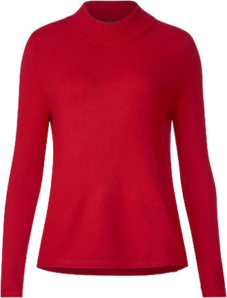 Damen weicher Pullover mit Turtle Neck