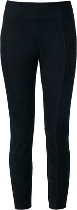 Damen Hose Velour Jeggings (black)