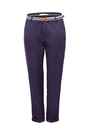 Damen Chino Hose Slim (navy)