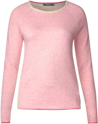 Damen Softer Color Block Pullover