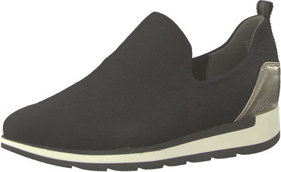 Damen Loafer Slipper Lycra Str.