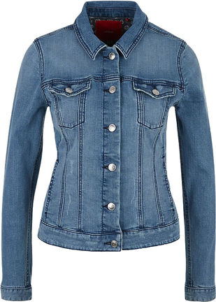 Damen Jeansjacke (blue-denim)