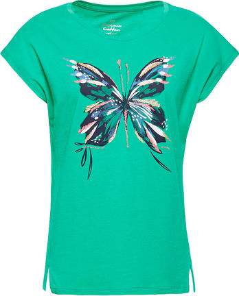 Damen Artwork-Shirt mit Organic Cotton