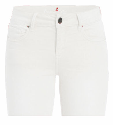 Damen Bermuda Summer-Short colour denim