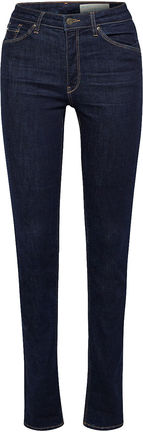 Damen Stretch-Denim Jeans mit Organic Cotton Slim (blue)