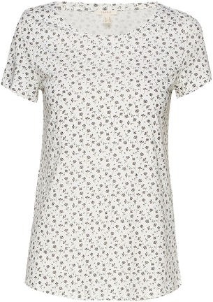 Damen T-Shirt mit Allover Print