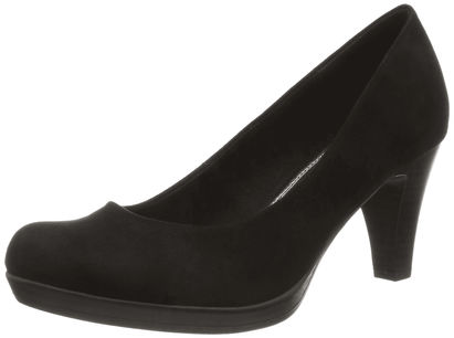 Damen Plateau Pumps