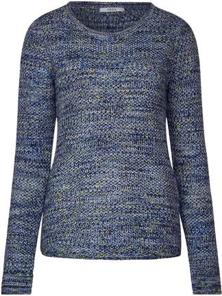 Damen Fancy Mouline Pullover