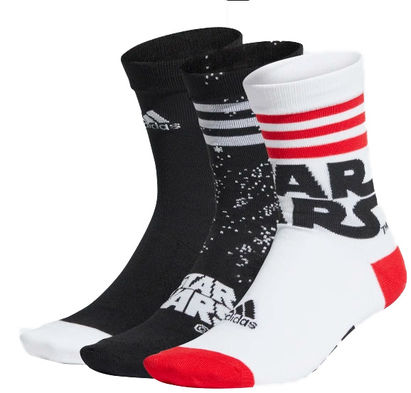 Kinder Socken 3 Paar Star Wars SW CREW S 3PP