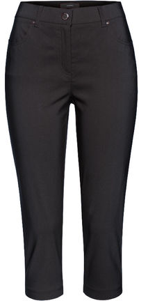 Damen 5- Pocket Caprihose Laura SLIM