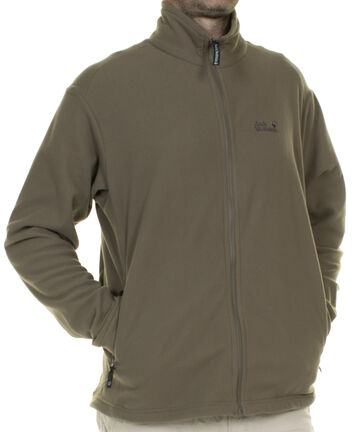 Herren Fleece-Jacke ATMOSPHERE FULL ZIP MEN