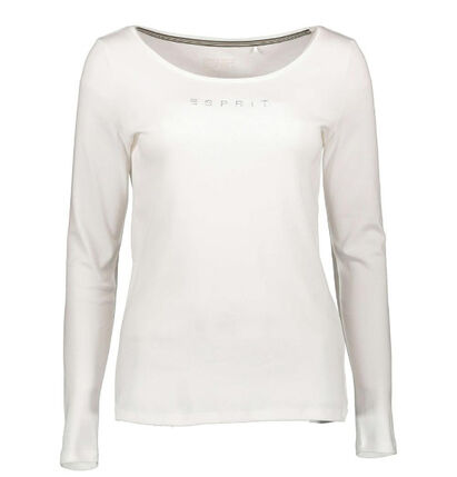 Damen Basic Shirt mit Glitzersteinen
