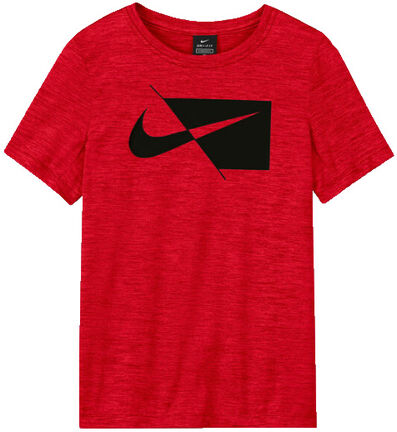 Kinder Dri-FIT T-Shirt mit Swoosh