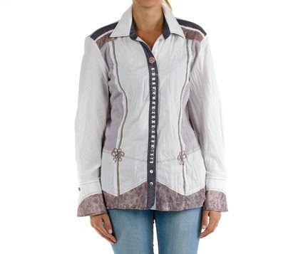 94c0795d3eeb Damen Bluse langarm von Just White bei Stastny-Mode Online Shop