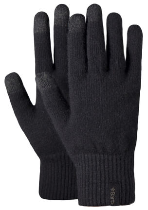 Handschuhe Fine Knitted Touch Gloves